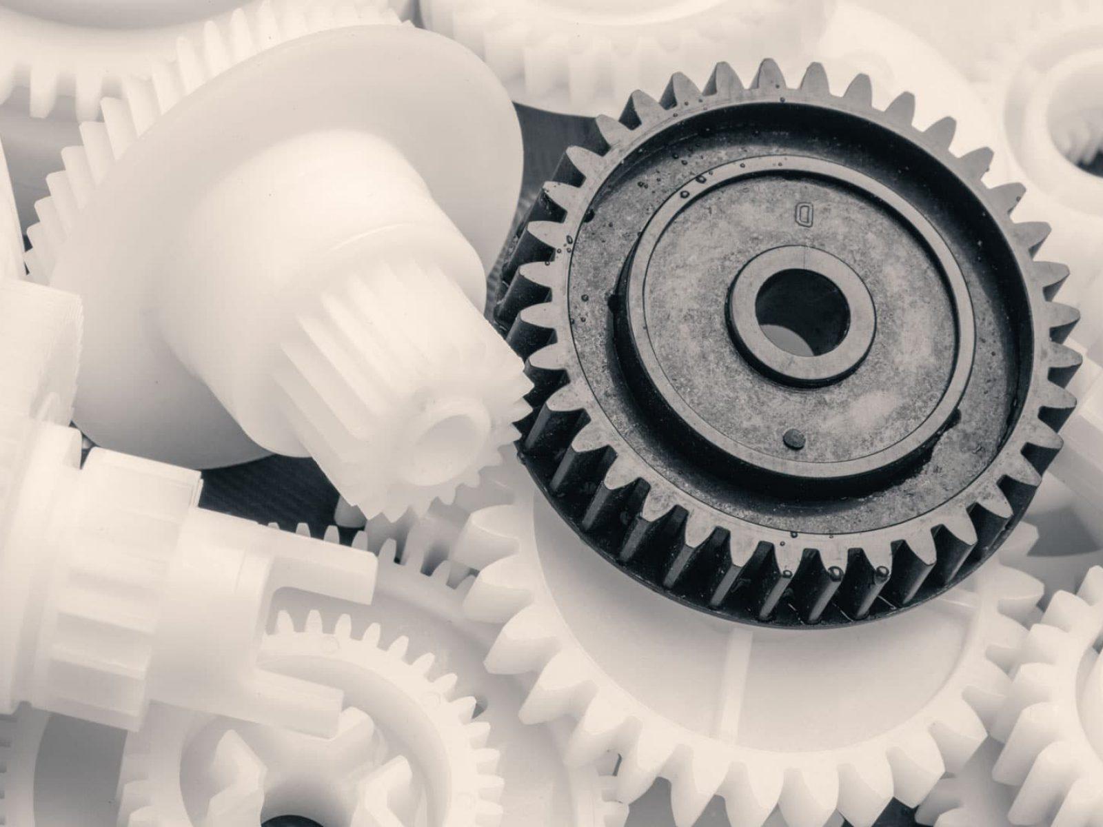 Kunststoffgetriebe_Teile
